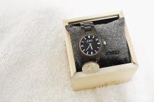 JORD Fieldcrest Dark Sandalwood Watch